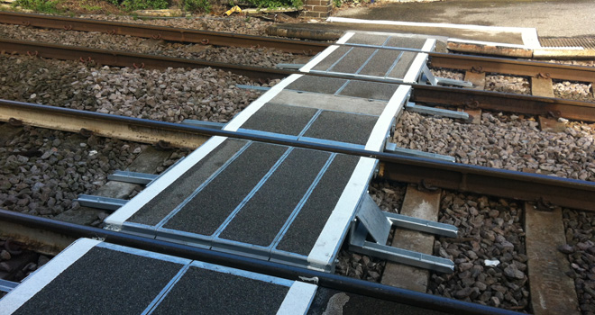 Polysafe Level Crossing Systems Network Rail